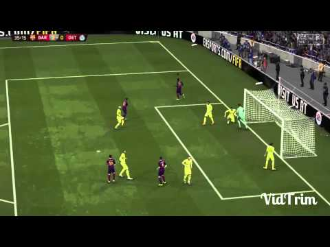 Almighty Barcelona Guardiola System fifa 15