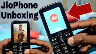 JioPhone Unboxing & Hands on Review (Hindi Video)