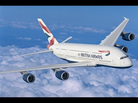 British Airways First Class A380 | London to Hong Kong