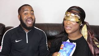 WHAT'S IN MY MOUTH CHALLENGE FT FUNKE TIJANI!