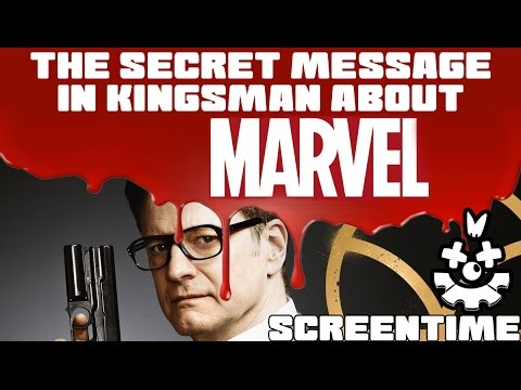Kingsman's Message on Marvel Will Change How You View Your Heroes | Screentime