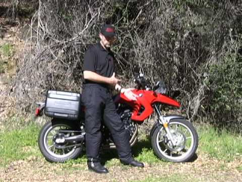 BMW F650GS Test - Part 1