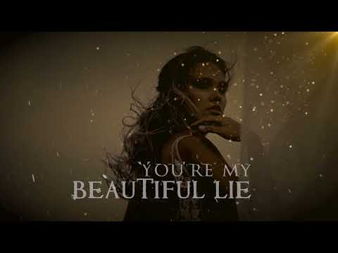 """Timo Tolkki's Avalon ft. James LaBrie (Dream Theater) - """"Beautiful Lie"""" - Official Lyric Video"""