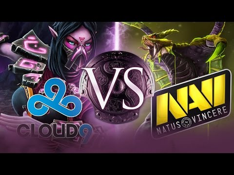 Dota 2: Are Na'Vi's Huge Plays Enough to Keep Them Alive? - TI4