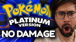 "World Champ Reacts to ""Can You Beat Pokemon Platinum Without Taking Damage"""