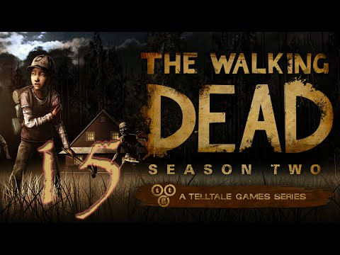 The Walking Dead - Season 2 - E15 - Dealing with Sarah