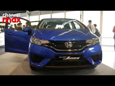 Honda launches All-New Jazz 2014