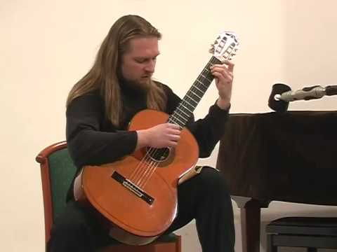 Ivan Boreš Etuda č.4 Live 11.1.2010 Prague
