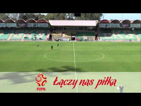 Piłka Nożna / Ekstraliga Kobiet: Górnik Łęczna - AZS Wrocław [10.10.2015 R.]
