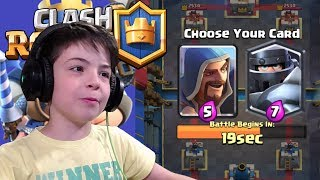 DRAFT BATTLE 1v1 - Clash Royale