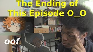The Promised Neverland Episode 9 [REACTION/REVIEW] The Ending of This Episode! O_O