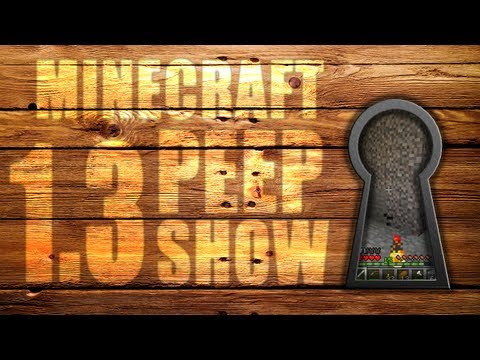 Minecraft 1.3 Peep Show - Episode 18