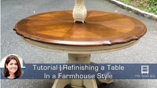 (3.37 MB) Refinishing a kitchen table Mp3