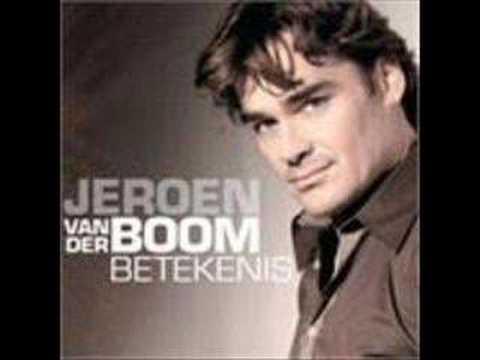 Jeroen Van De Boom - Betekenis