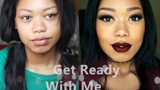 Get Ready With Me - Fall Makeup!
