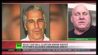 Jeffrey Epstein. The Lolita Express And The Pedophile Island.