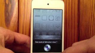 Custom Siri Background - Changer le fond de Siri