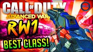 "Advanced Warfare BEST CLASS SETUP - ""RW1"" (ACCURACY!) - Call of Duty: Advanced Warfare"