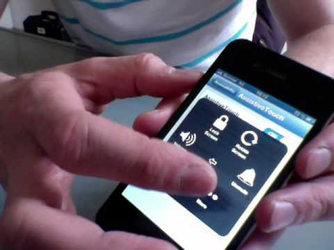 How To Reboot (Restart) iPhone / iPod Touch Without Power Button (Power Button Broken)