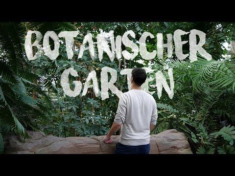 TRAVEL VLOG Berlin #2 | Botanischer Garten Berlin