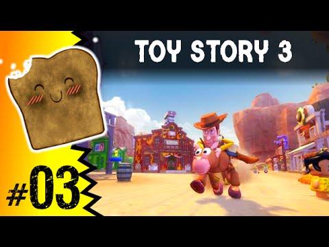 Gry Dla Dzieci: Toy Story 3 Po Polsku #3 (gry Toy Story, Gry Przygodowe, Gry Zręcznościowe)