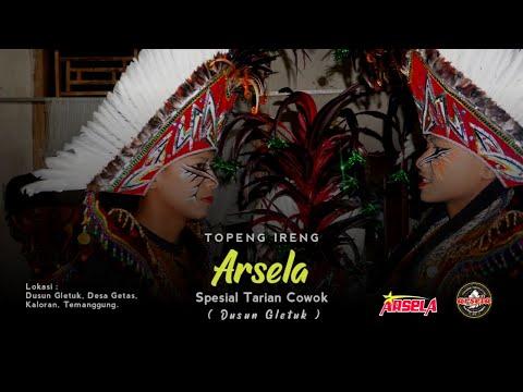 Arsela cowok ( Topeng Ireng )