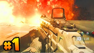 """Call of Duty BLACK OPS 3 Walkthrough (Part 1) - Campaign Mission 1 """"Black Ops"""" (COD 2015 HD)"""