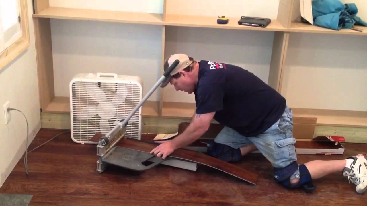 How To Install Adura Vinyl Plank Floors Youtube