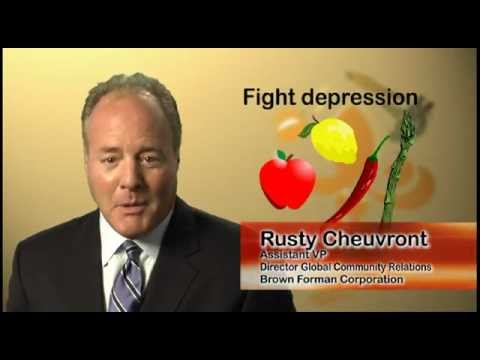Food Mood Tip of the Day - Fight Depression