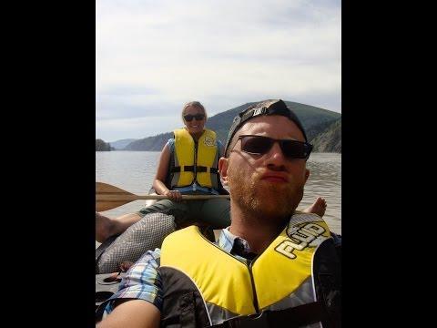 Yukon River Canoe Trip