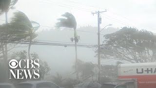 Winter storm makes dangerous waves in Hawaii