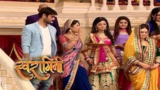 Swaragini | 13th September 2016 | Swara & Ragini Get Parineeta ARRESTED