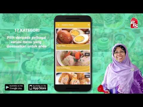 Aplikasi 500 Resipi Chef Hanieliza