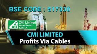 CMI Ltd   Profits via Cables   Investing   Finance   Advise   Stocks and Shares   Share Guru Weekly