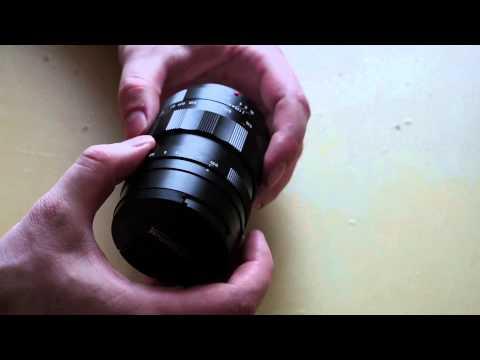 Nokton voigtlander 17.5 mm f/0.95 (пара тестов и распаковочка)