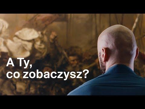 Marcin Gortat W Muzeum Narodowym W Warszawie / A TY, CO ZOBACZYSZ?