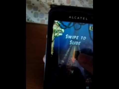 Temple Run & Subway Surfers on Alcatel OT-991