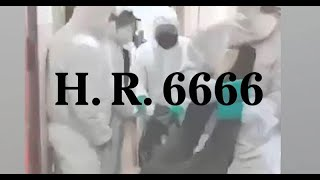 Video: US COVID Contact Tracing & Quarantine Programme. Cost $100 Billion for 1 year #HR6666 - Qronos16