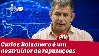 'Carlos Bolsonaro é um destruidor de reputações', diz Bebianno