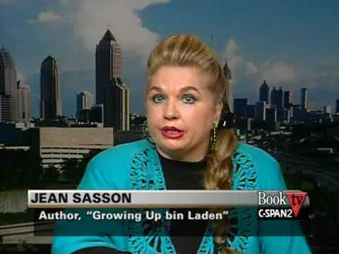 Jean Sasson on C-Span discussing her latest book