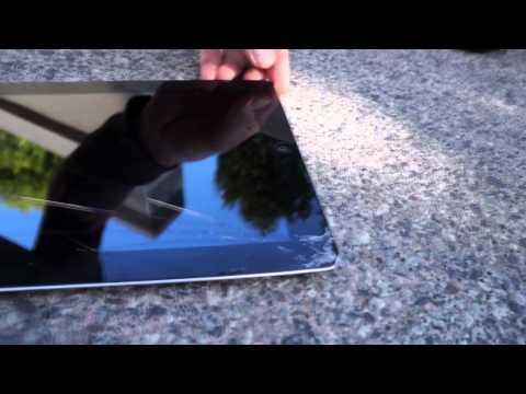 Краш-тест Google Nexus 7 и iPad 3