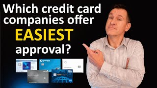 Download lagu Which credit card companies have the easiest approval (and which are not so easy)? 2021