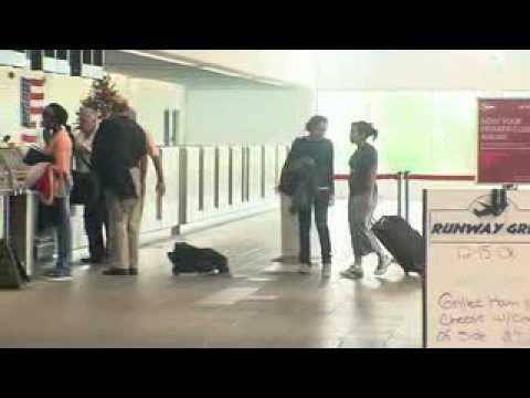 Orlando Melbourne International Airport, Florida and Baer Air - Unravel Travel TV