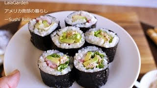 Healthy Sushi Rolls
