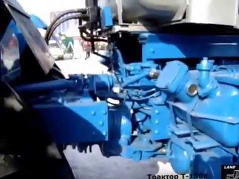 Модернизация т 150 к