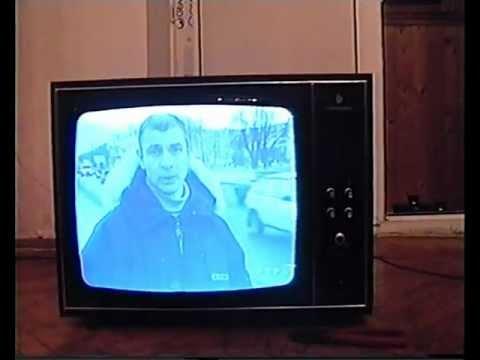 Телевизор рекорд 312 схема