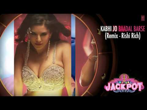Kabhi Jo Badal Barse (remix) Richi Rich  | Jackpot video