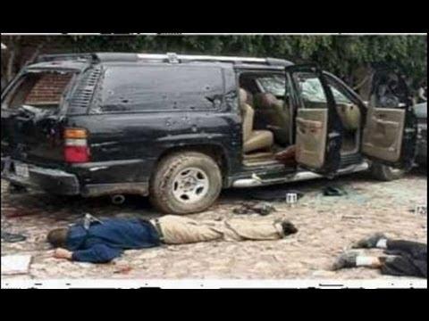 Fuerte Balacera en Vivo Militares vs Zetas en Saltillo