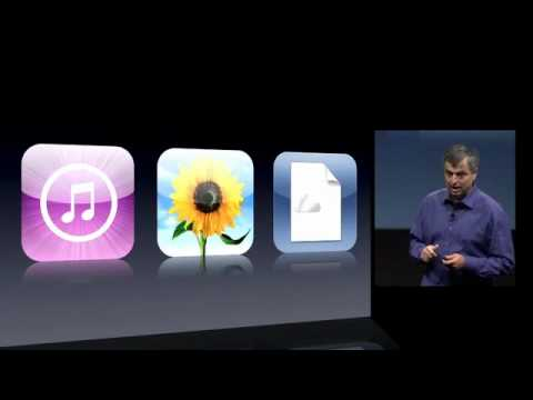 iPhone 4S - Full Apple Keynote - Apple Special Event, October 2011 ITengine.de (Full)