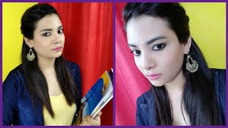 Everyday makeup for beginners| under 160/- rs makeup| very affordable products